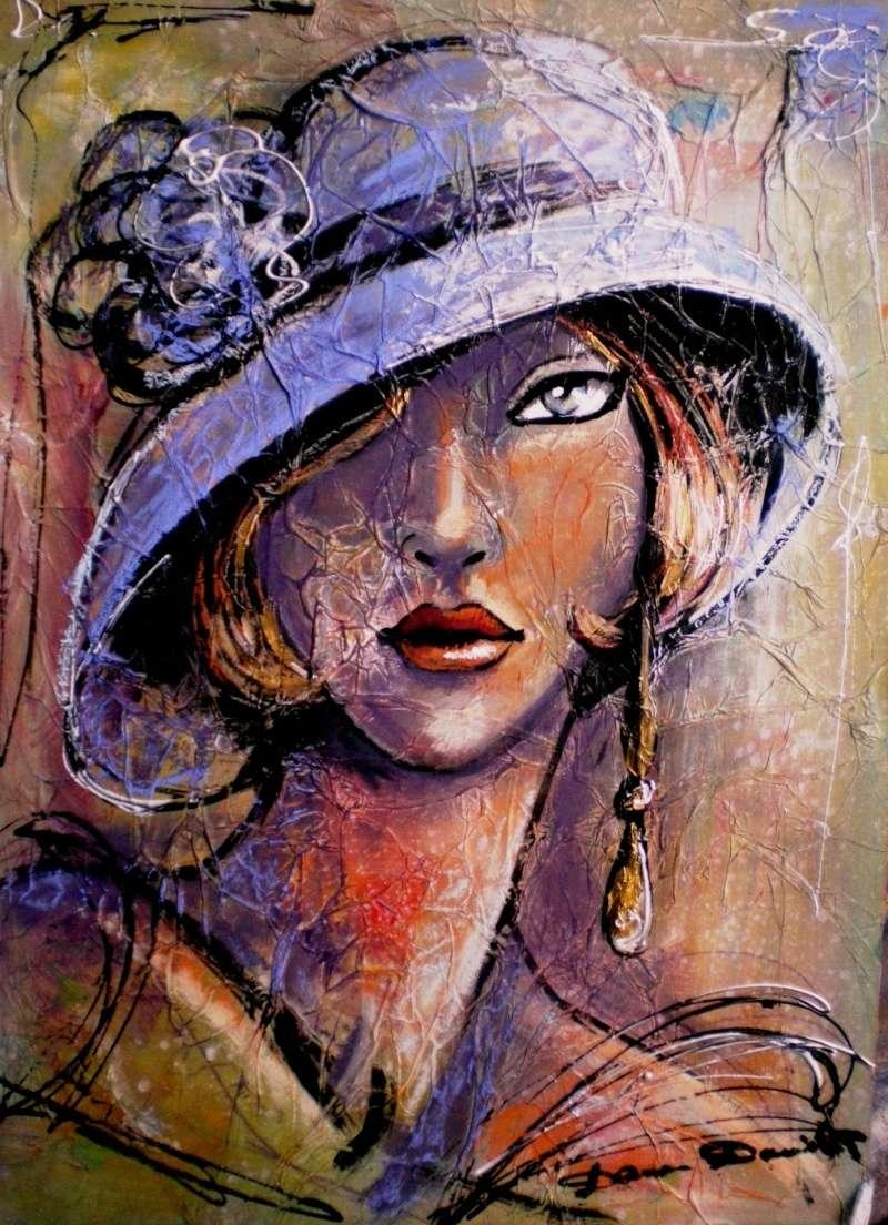 La  FEMME  dans  l' ART - Page 40 Peintu18