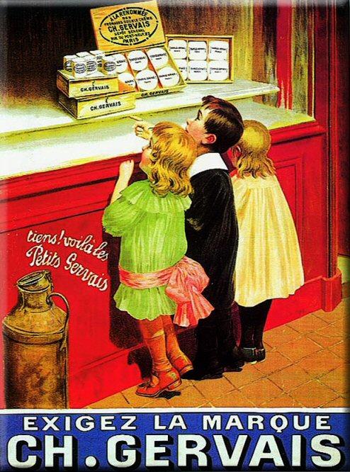 Les affiches du temps passé quand la pub s'appelait réclame .. - Page 6 Qpithr10
