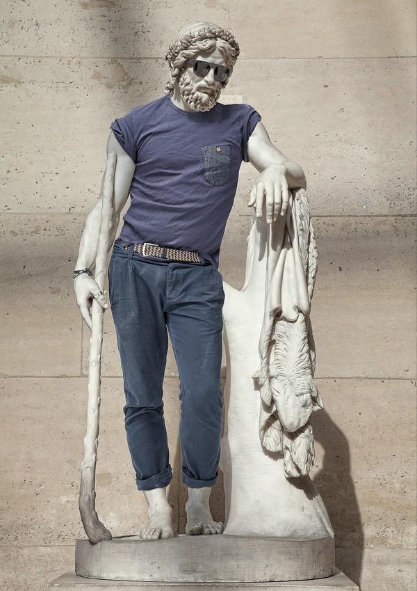 Des statues amusantes ! Statue10
