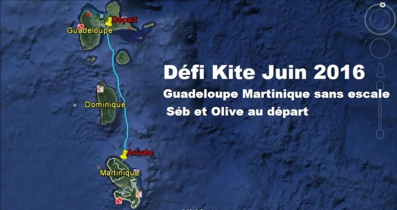 Guadeloupe Martinique sans escale. Trip10