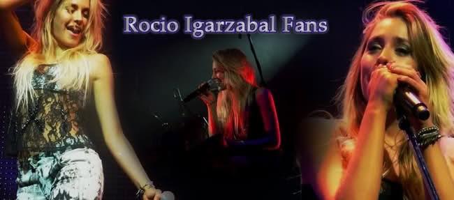 Rocio Igarzabal Fans