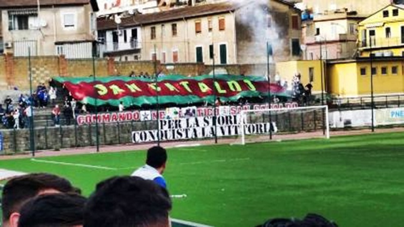 1° turno C. I. ritorno: Sancataldese - gela calcio 3-0 00209011