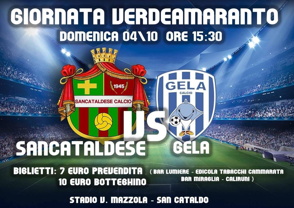 Campionato 4°giornata: Sancataldese - gela calcio 4-0 12068910