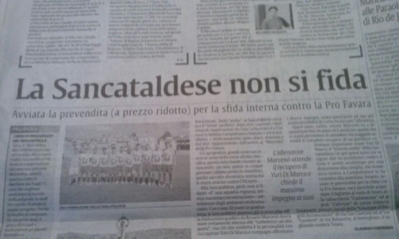 Campionato 6°giornata: Sancataldese - pro favara 2-0 Img-2010