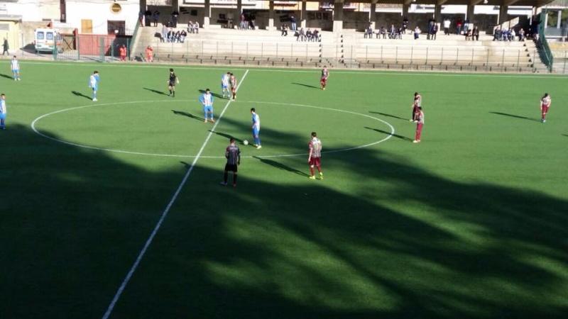 Campionato 6°giornata: Sancataldese - pro favara 2-0 Sancat11