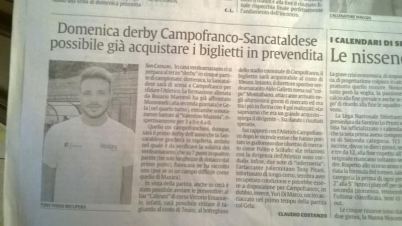 Campionato 5°giornata: atl. campofranco - Sancataldese 0-1 Wp_20111