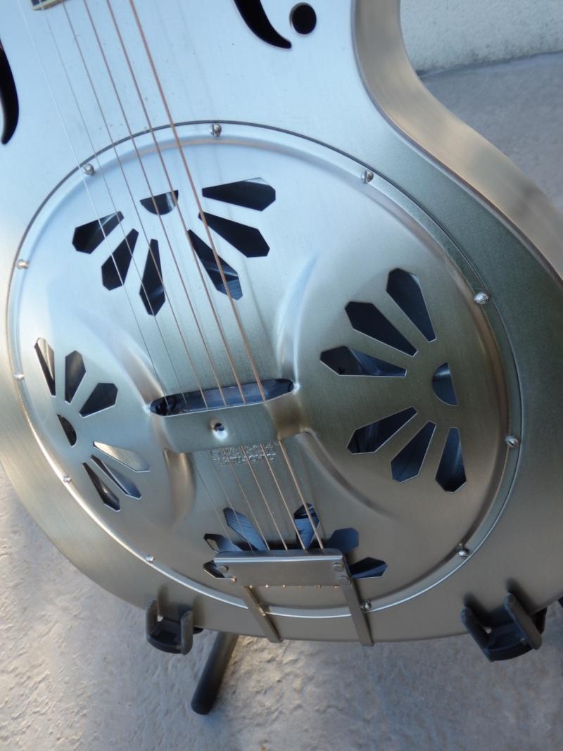 GRETSCH Bobtail steel squareneck electro ....... VENDU G310