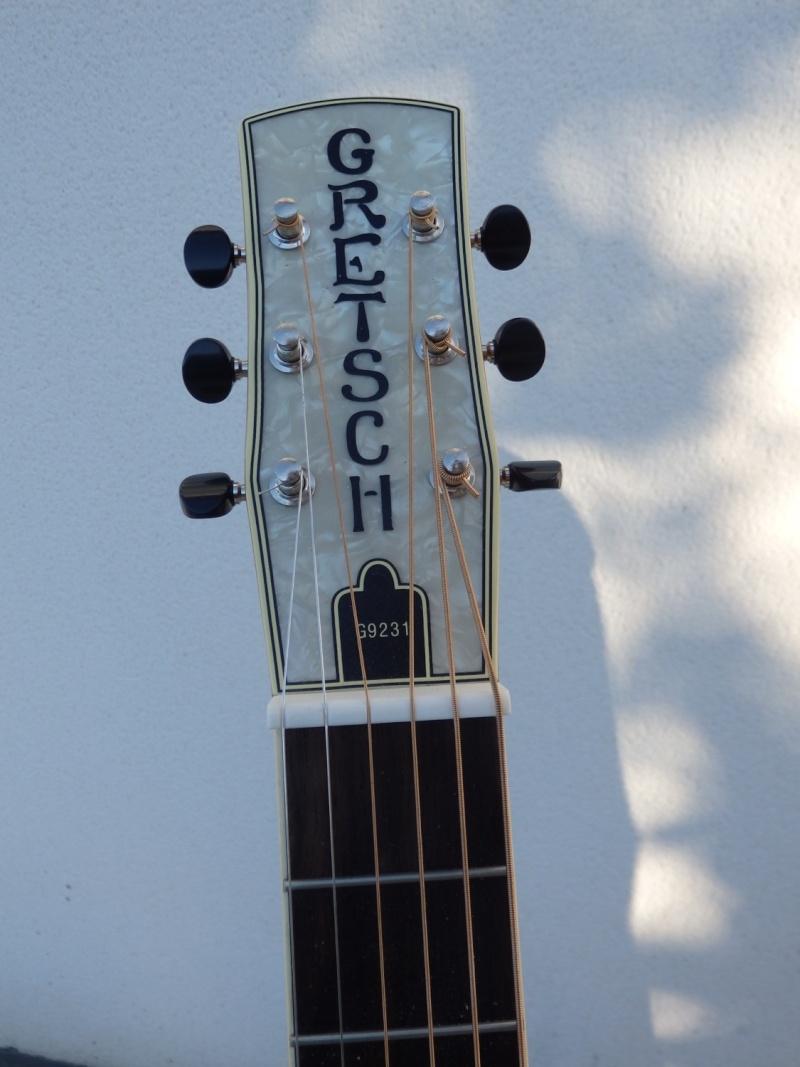 GRETSCH Bobtail steel squareneck electro ....... VENDU G410