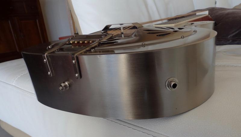 GRETSCH Bobtail steel squareneck electro ....... VENDU G710