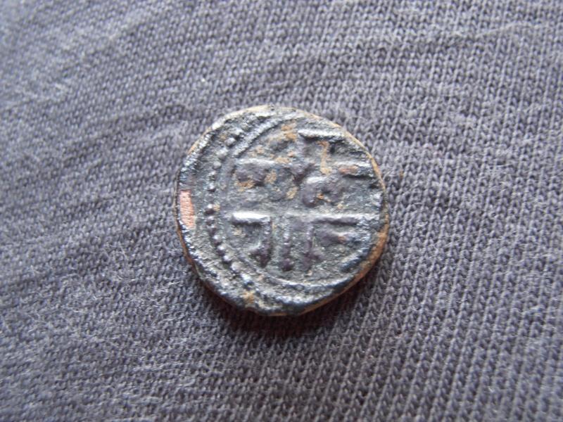 """""""Normands de Sicile"""" Follaro de Messine pour Tancrède (1190-1194) P1010818"""