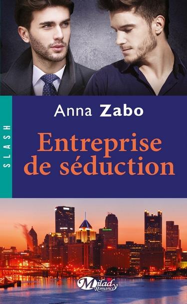 Takeover - Tome 1: Entreprise de Séduction de Anna Zabo Entrep10