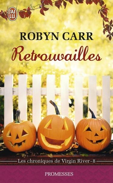 Les Chroniques de Virgin River - Tome 8 : Retrouvailles de Robyn Carr Retrou10