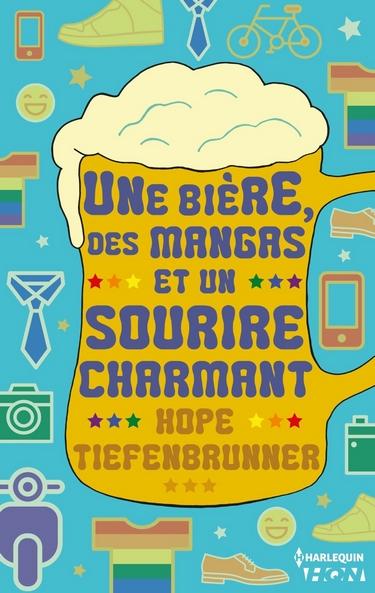 Une bière, des mangas et un sourire charmant de Hope Tiefenbrunner Une_bi10