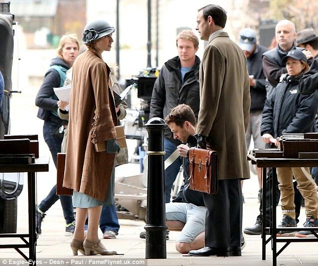 Downton Abbey , saison 6 episode 3 Downto11