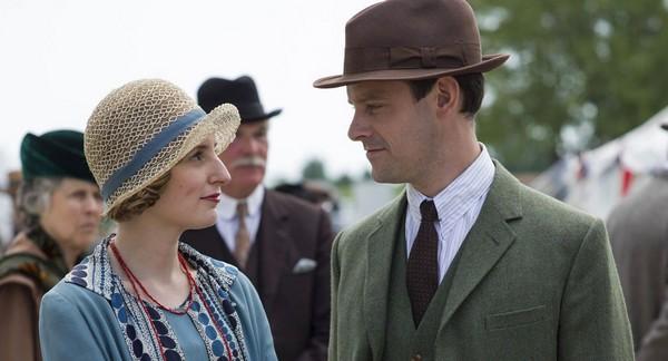 Downton Abbey, saison 6 épisode 7 Edith_10