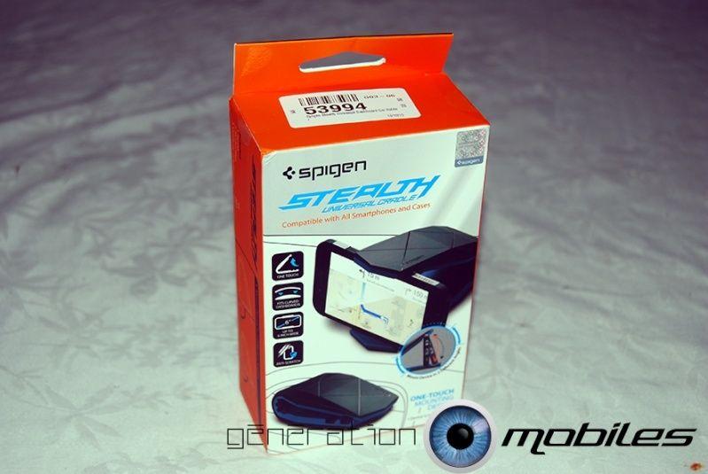 [TEST] MobileFun : Support universel voiture Spigen Stealth Visule10