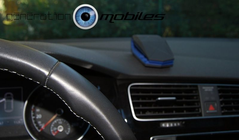 [TEST] MobileFun : Support universel voiture Spigen Stealth Visule12