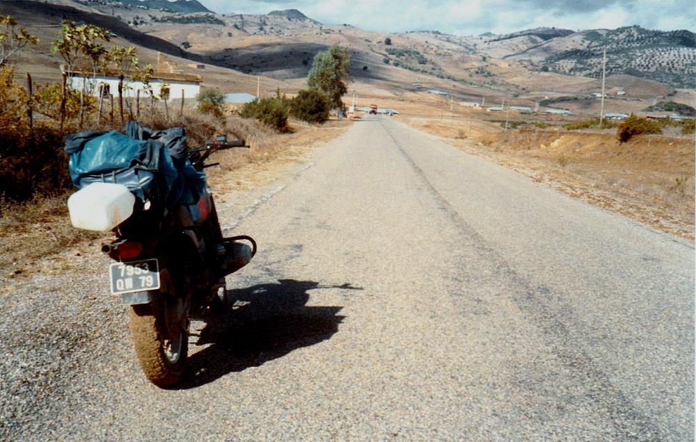 Les années 70 Maroc810