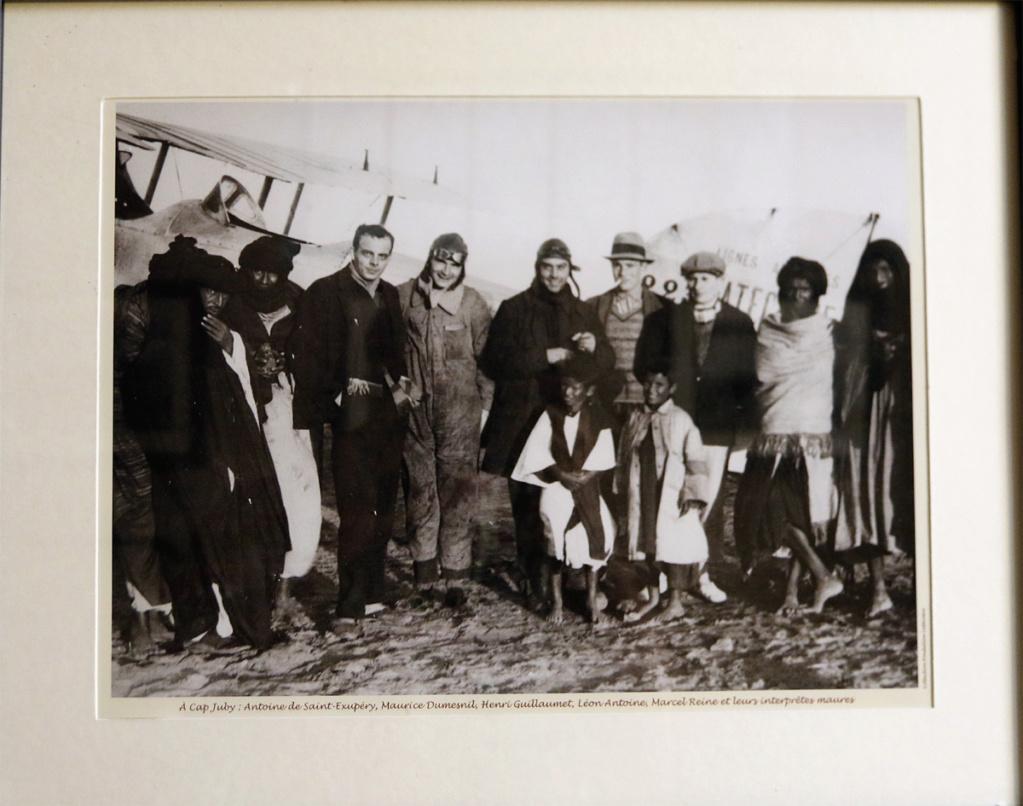 Mermoz, St Ex, Guillaumet, Reine et les autres Photo210