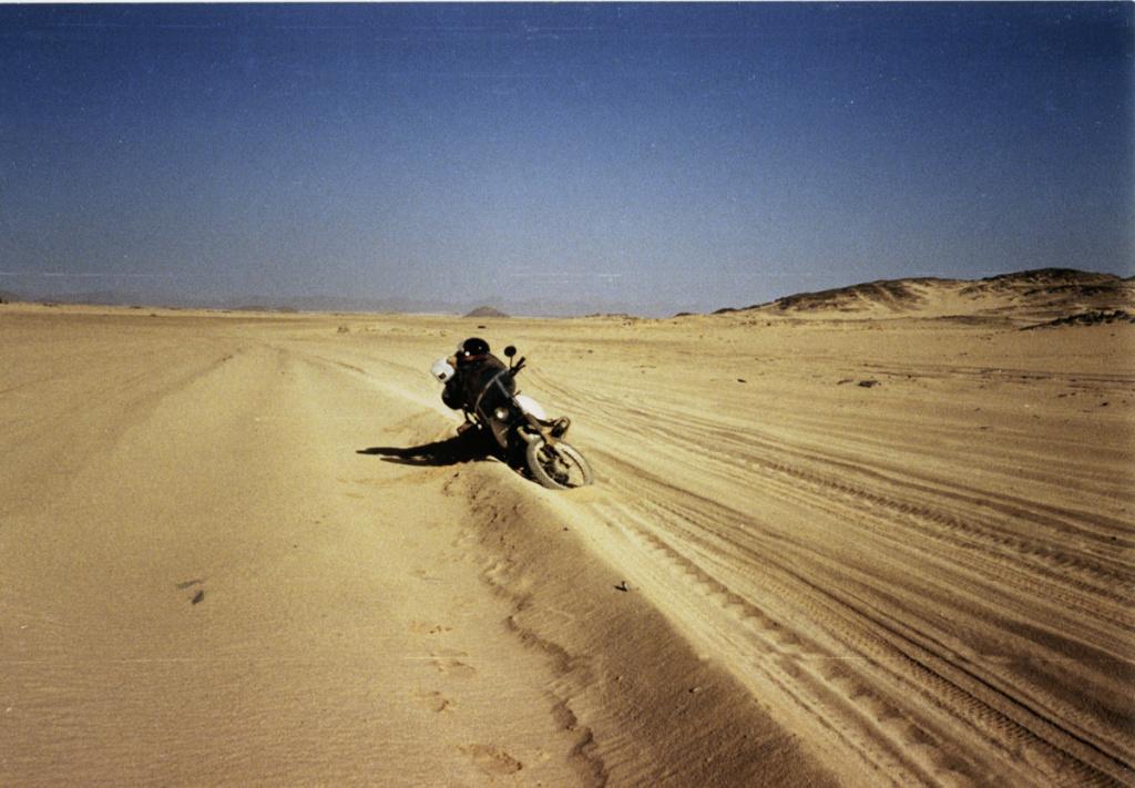 Les années 70 Sahara10