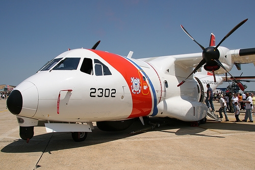 Le CASA des gardes-côte. A330-m12