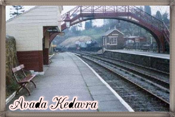 Estação de Trem  X1pnwj10