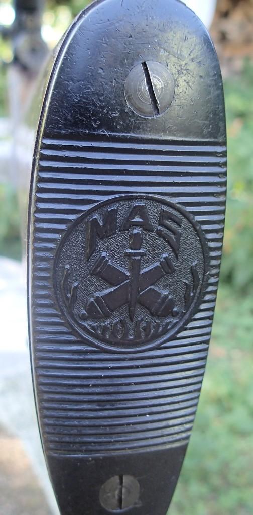 Identification et estimation carabine civile MAS + lunette L810 APX P9080015