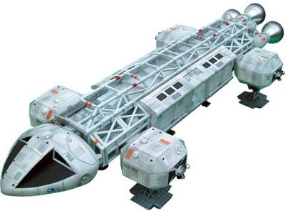 Lego Eagle dans Cosmos 1999 pour ceux qui s'en rappel Aigle10