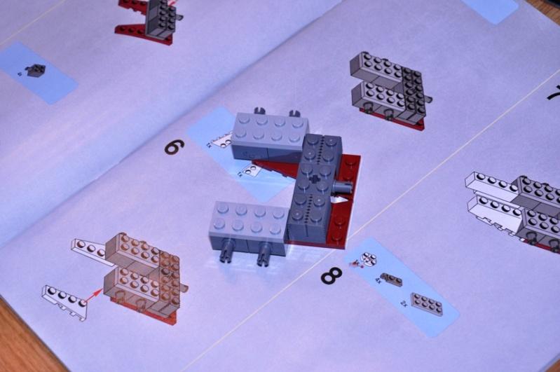Lego - 10215 - UCS Obi-Wan's Jedi Starfighter Dsc_0212