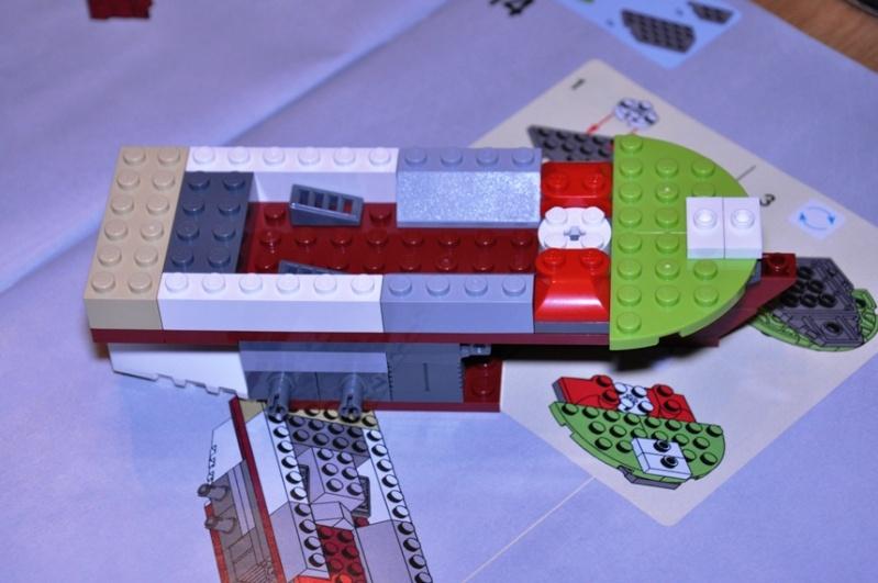 Lego - 10215 - UCS Obi-Wan's Jedi Starfighter Dsc_0214