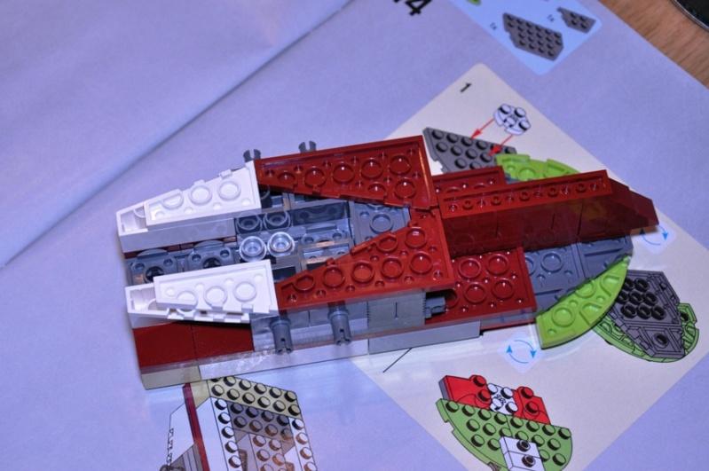 Lego - 10215 - UCS Obi-Wan's Jedi Starfighter Dsc_0215