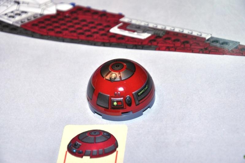 Lego - 10215 - UCS Obi-Wan's Jedi Starfighter Dsc_0235