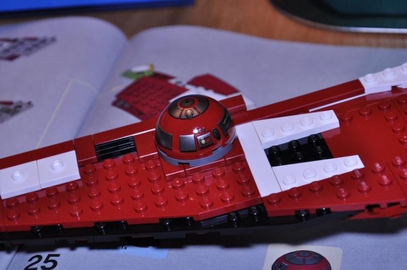 Lego - 10215 - UCS Obi-Wan's Jedi Starfighter Dsc_0236