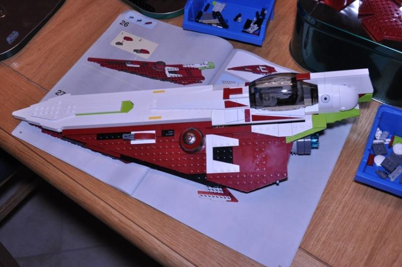 Lego - 10215 - UCS Obi-Wan's Jedi Starfighter Dsc_0238