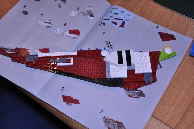 Lego - 10215 - UCS Obi-Wan's Jedi Starfighter Dsc_0240