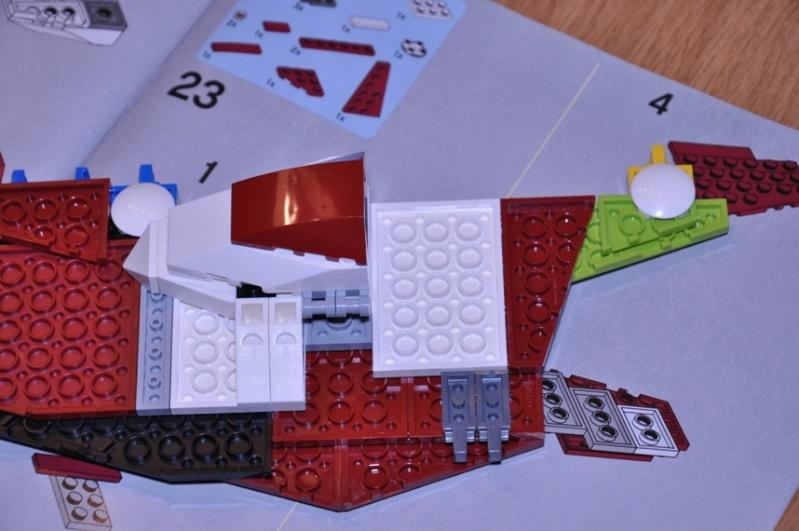 Lego - 10215 - UCS Obi-Wan's Jedi Starfighter Dsc_0242