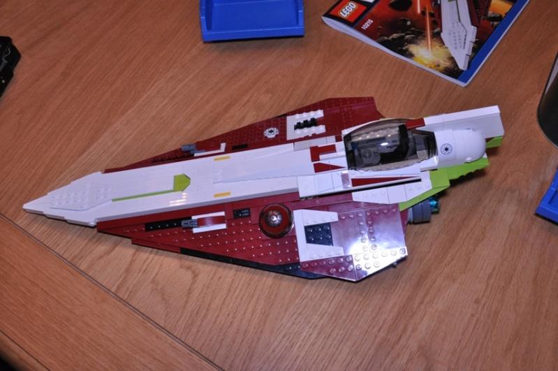Lego - 10215 - UCS Obi-Wan's Jedi Starfighter Dsc_0243