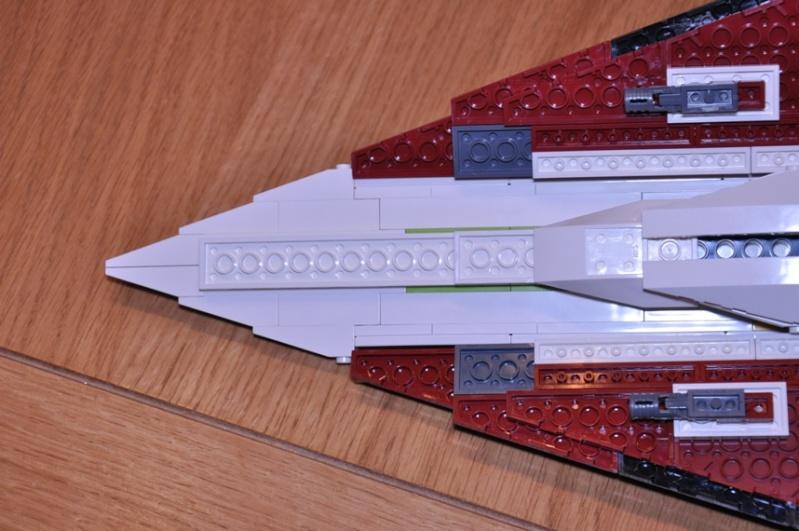 Lego - 10215 - UCS Obi-Wan's Jedi Starfighter Dsc_0248