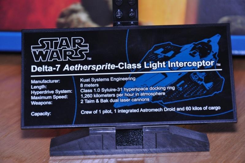 Lego - 10215 - UCS Obi-Wan's Jedi Starfighter Dsc_0250