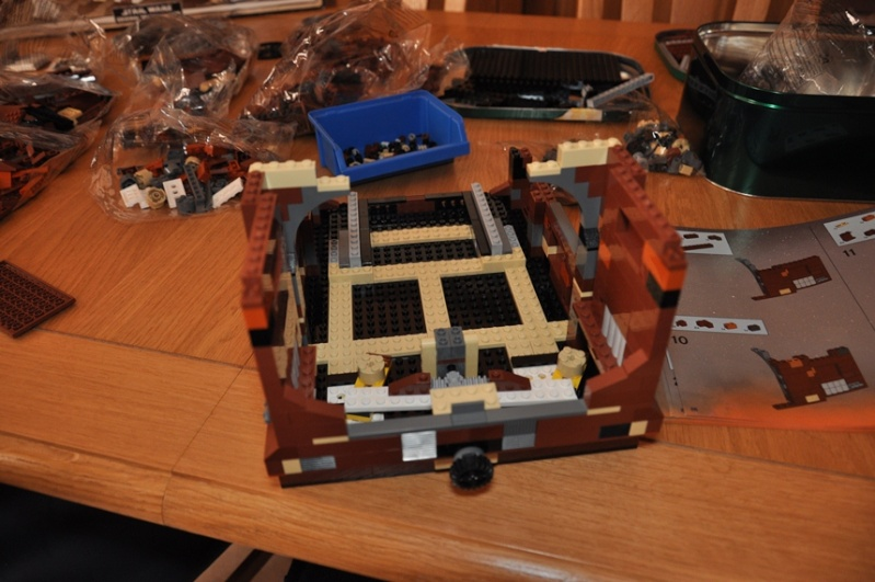 Lego - 10144 - Sandcrawler Dsc_0627