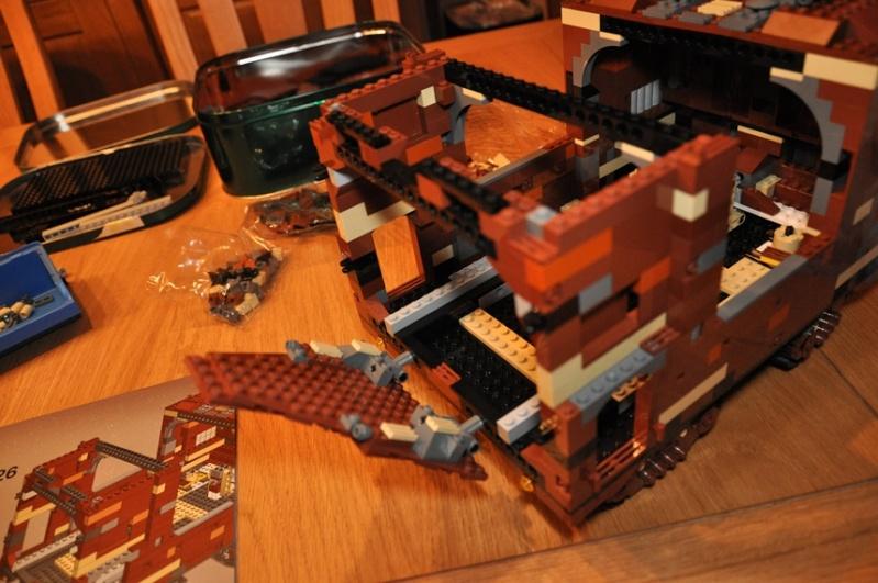 Lego - 10144 - Sandcrawler Dsc_0651