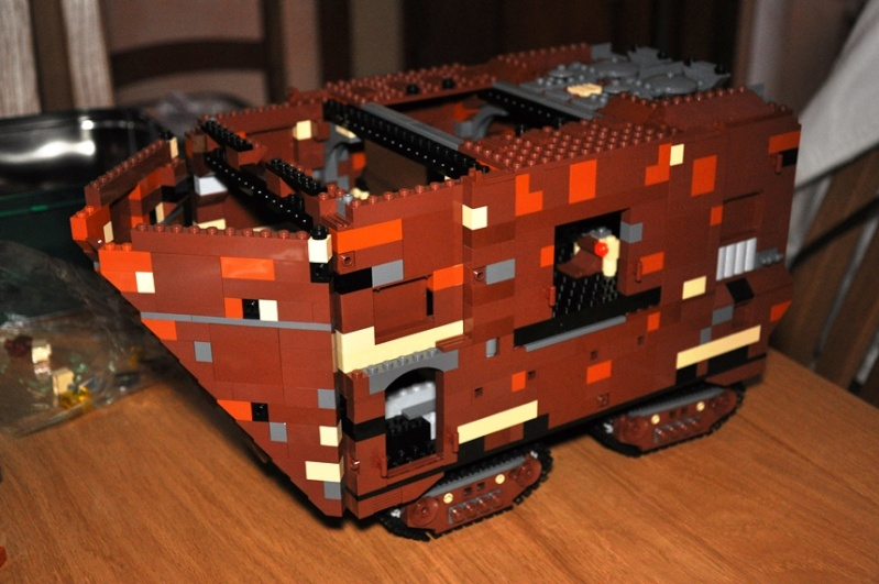 Lego - 10144 - Sandcrawler Dsc_0662