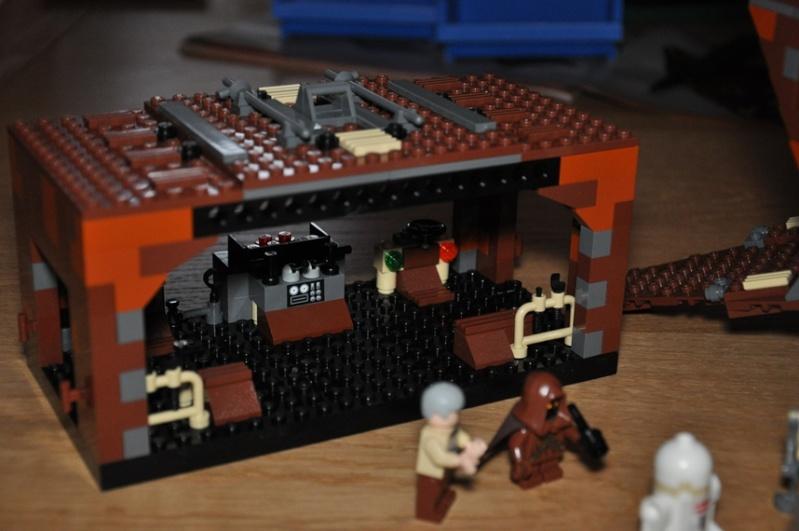 Lego - 10144 - Sandcrawler Dsc_0684
