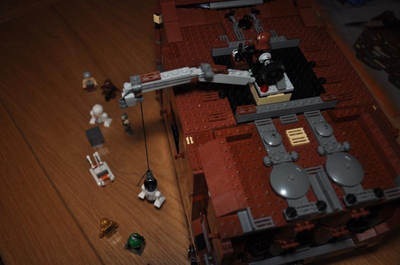 Lego - 10144 - Sandcrawler Dsc_0687