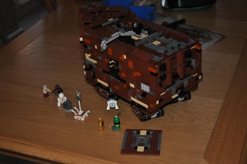Lego - 10144 - Sandcrawler Dsc_0689