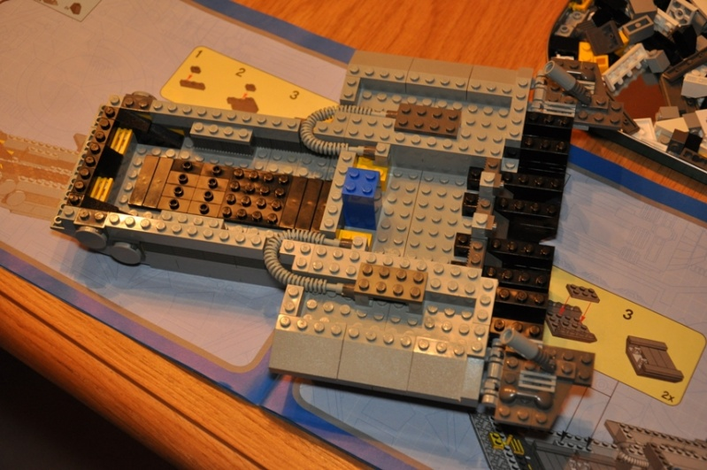 Lego - 10129 - UCS Snowspeeder Dsc_0913