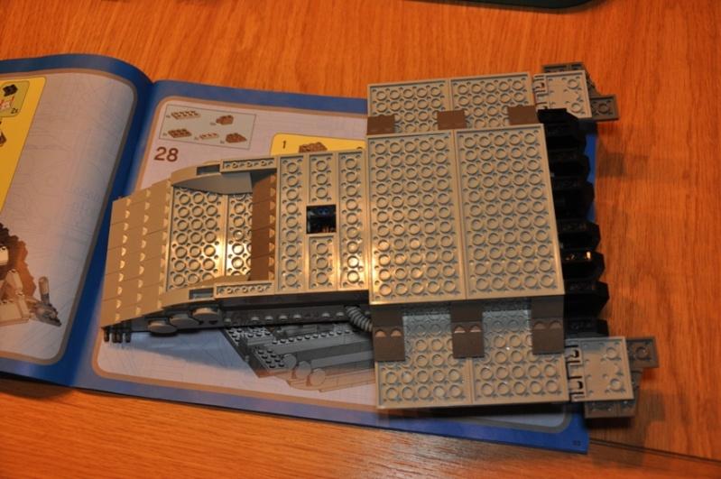 Lego - 10129 - UCS Snowspeeder Dsc_0918