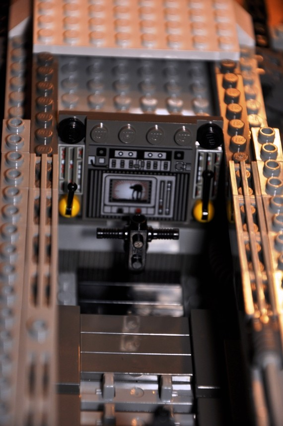 Lego - 10129 - UCS Snowspeeder Dsc_0920
