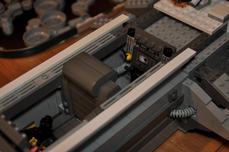 Lego - 10129 - UCS Snowspeeder Dsc_0923