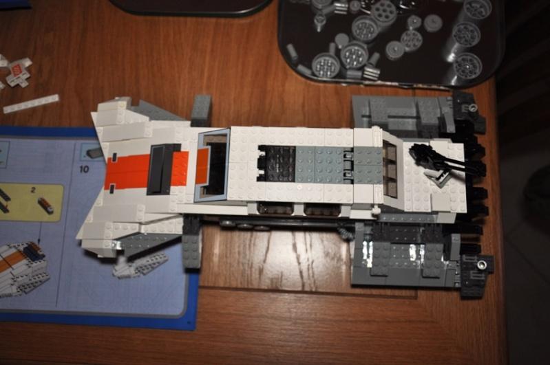 Lego - 10129 - UCS Snowspeeder Dsc_0931